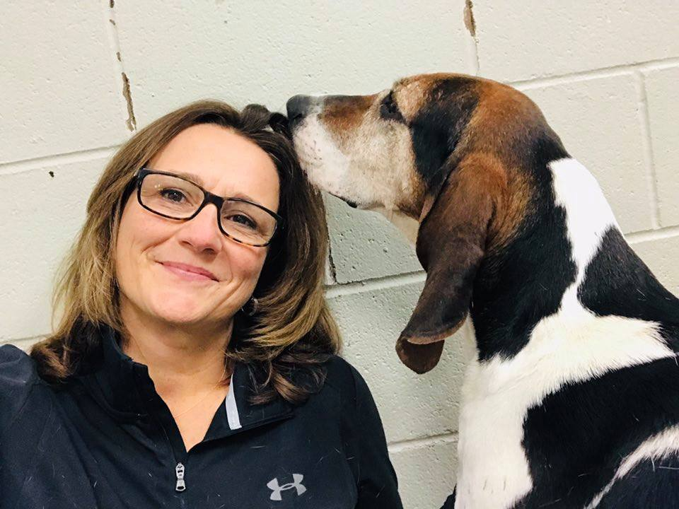 Woman Celebrates 50th Birthday Living Inside Of An Animal Shelter