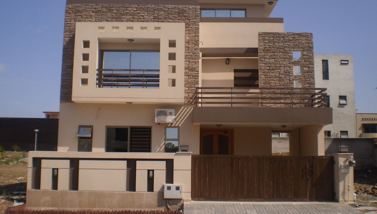 Corner House For Sale In Bahria Enclave Islamabad