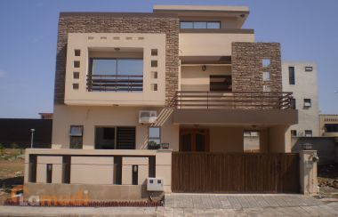 Bahria Enclave Islamabad Sector B-1 5 Marla 3 Bed Rooms Luxury House For Sale On Reasonable Price