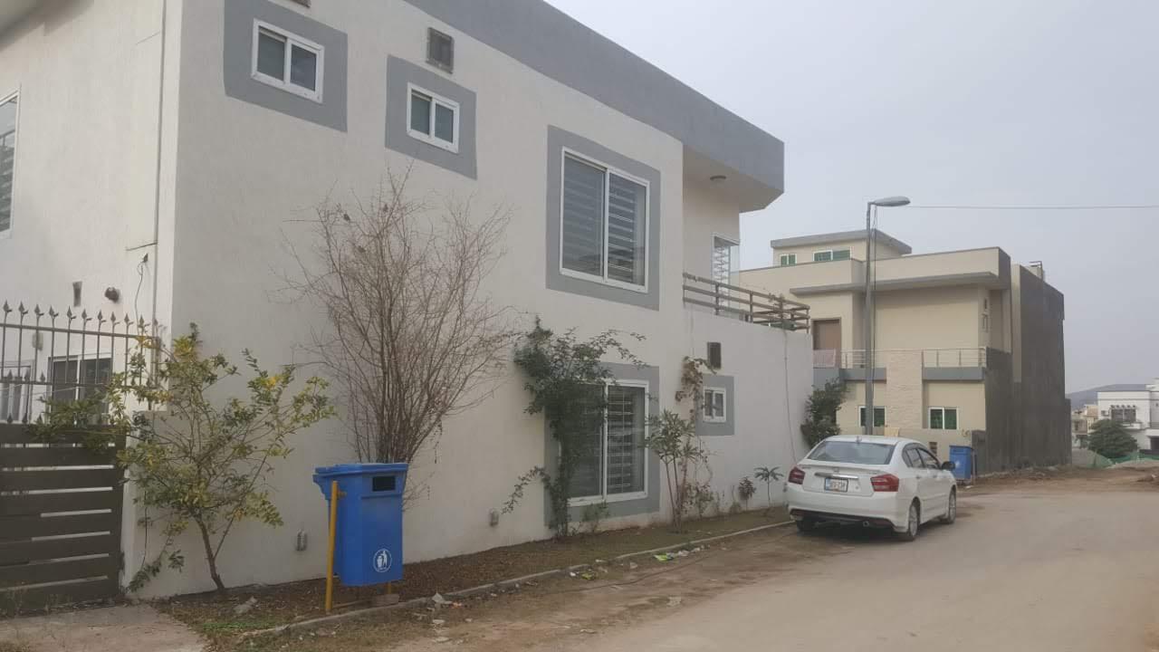 7 Marla Bahria Town Rawalpindi Safari Valley Abubakar Block Corner House On Reasonable Price For Sale