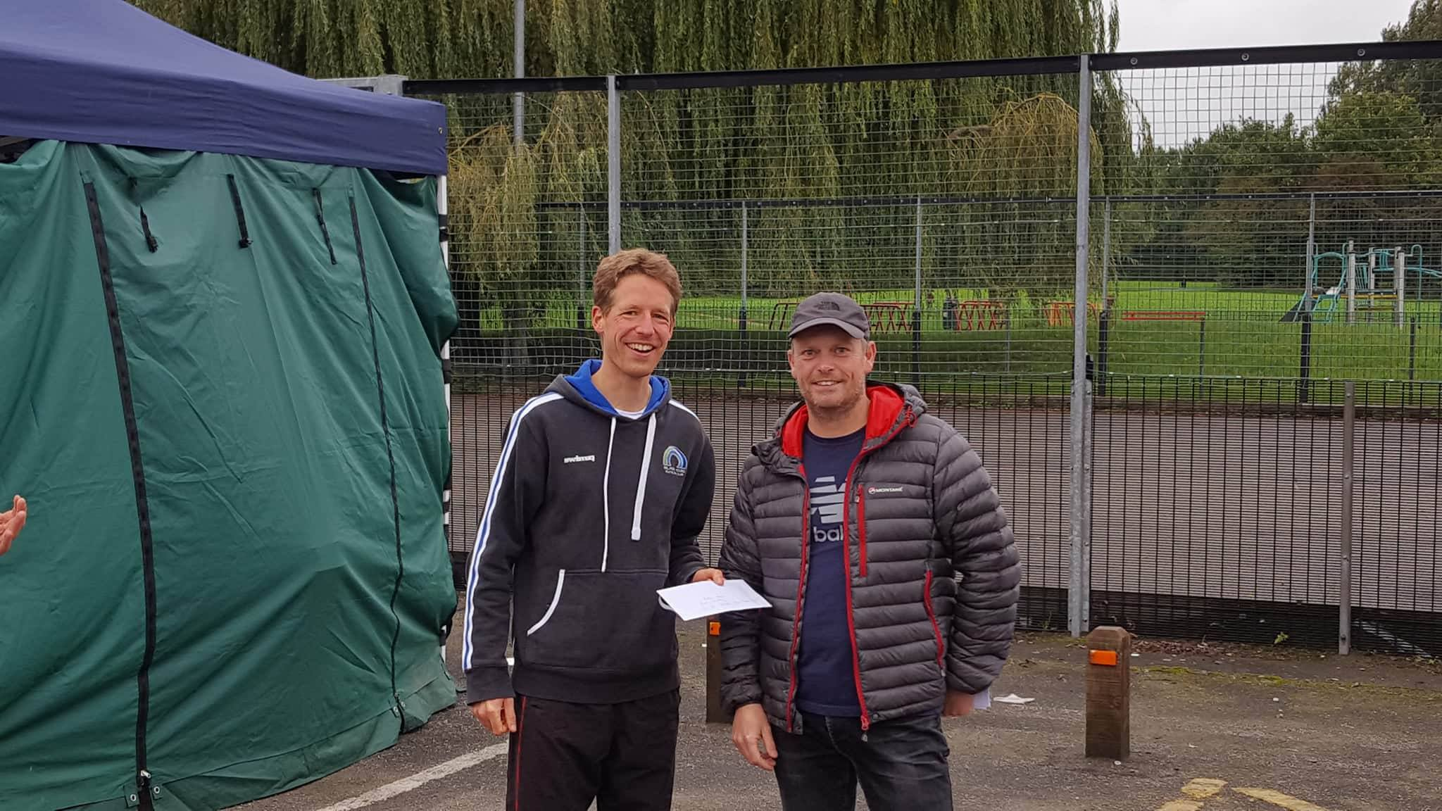 1st Male 2017 – Andy Harding