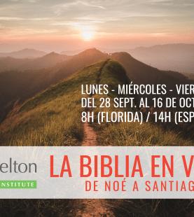 La Biblia en Vivo (II)
