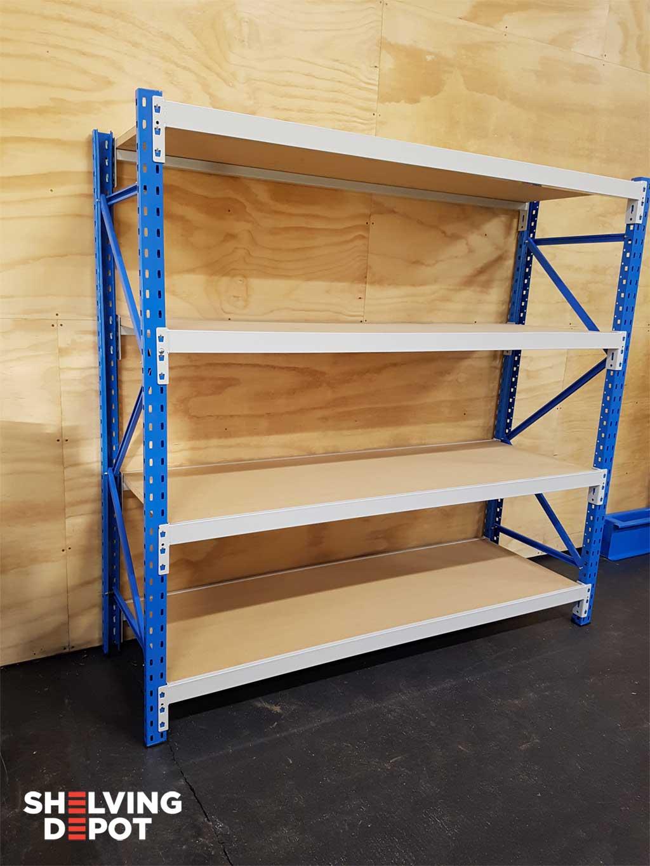 Using Mdf For Shelves