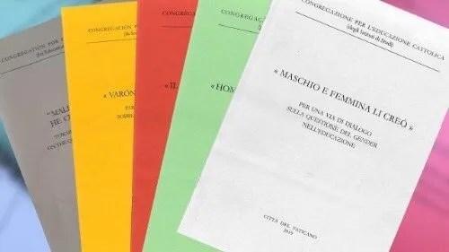 Maschio e femmina li creò – pdf da scaricare