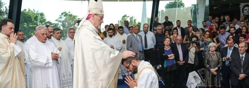 In Galilea ordinazione presbiterale dello spagnolo Javier Martinez Alcalà