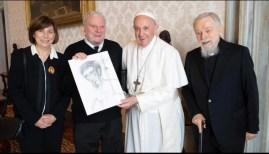 Rassegna Stampa: Papa Francesco esorta il Cammino Neocatecumenale