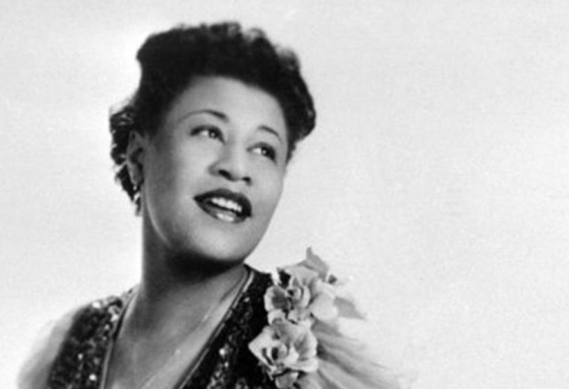 Ella Fitzgerald, First Lady of Jazz. First African American woman to win a Grammy.