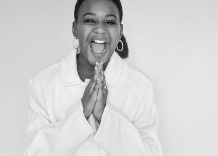 Georgia as Oprah Winfrey