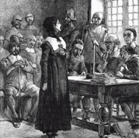 Anne Hutchinson by