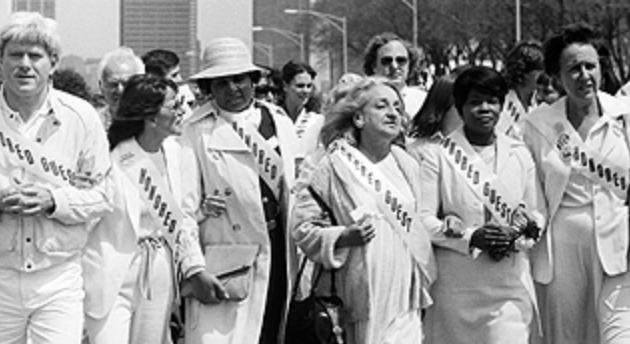 Women's History Month: Addie Wyatt Labor Leader, Civil Rights Leader, Women's Equality pioneer