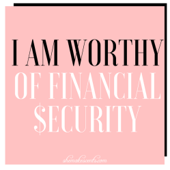 Money Affirmations (9)