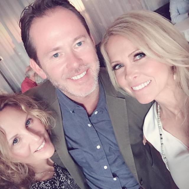 So great hanging with these two in NYC! nyc familyhellip