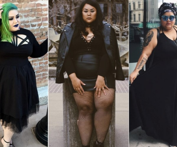 Alternative Plus Size Fashion Inspiration