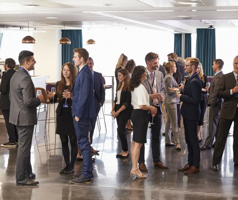 Get better at networking in finance