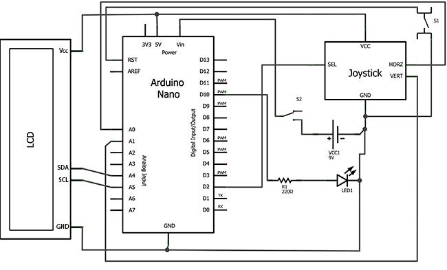 Интервалометр с LCD для Sony NEX « схемопедия