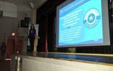 Orientation Night for incoming 6th graders to SMS. Great turnout!