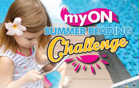 2018 myON Summer Reading Challenge