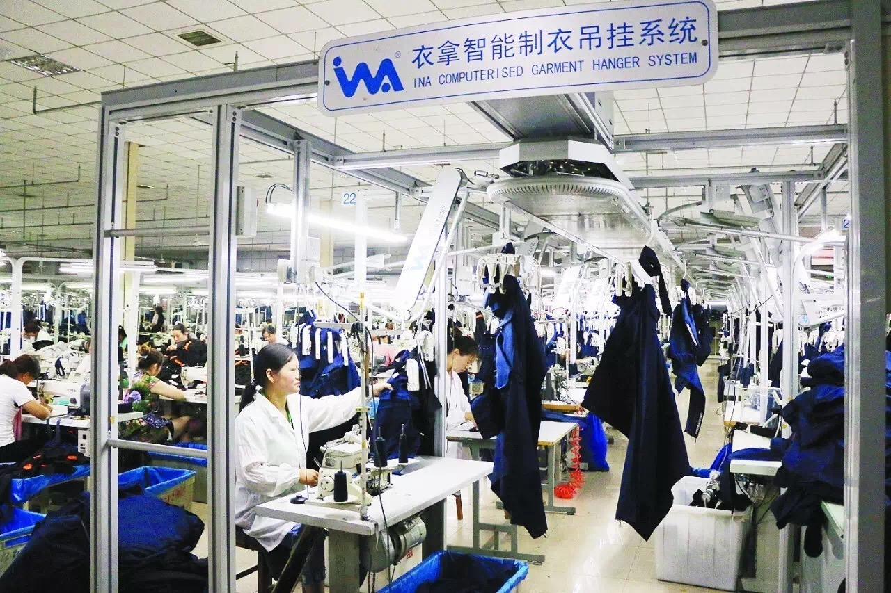 Clothing Manufacturer Factory In China
