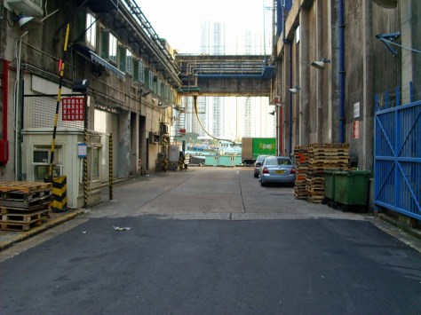 Aberdeen Real Shenmue 2 Locations