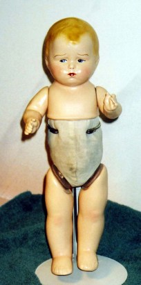 Grumpy Doll Restored2
