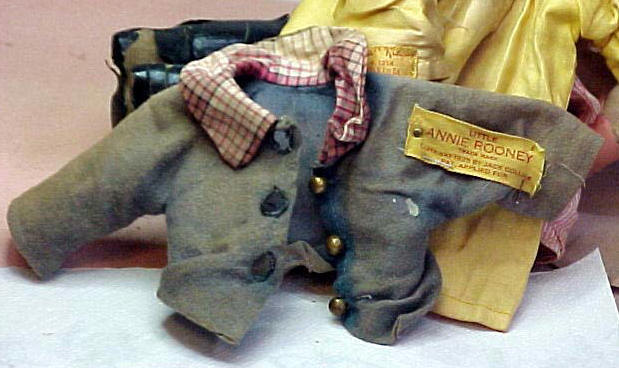 Little Annie Rooney Doll Clothes