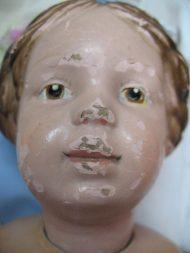 Wooden Schoenhut Face