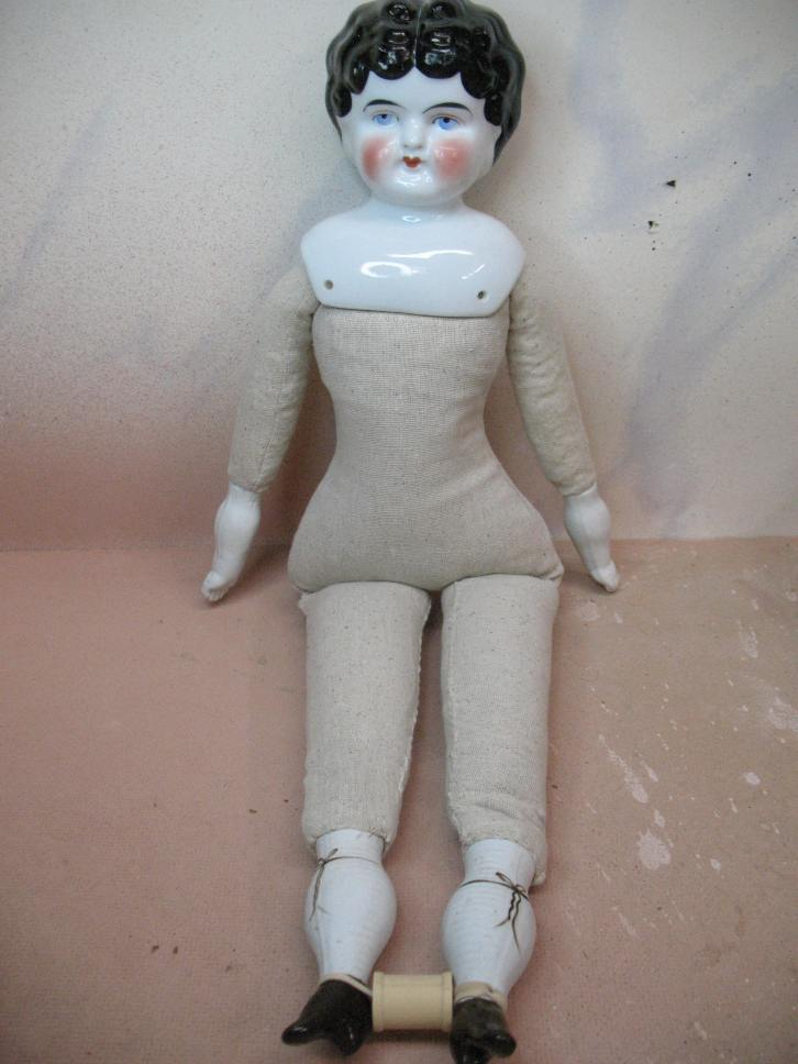 China Doll Finished
