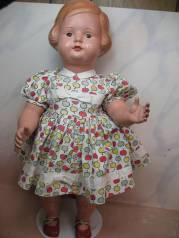 Celluloid Doll Finished