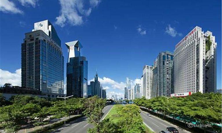 深圳香榭麗宮酒店 酒店