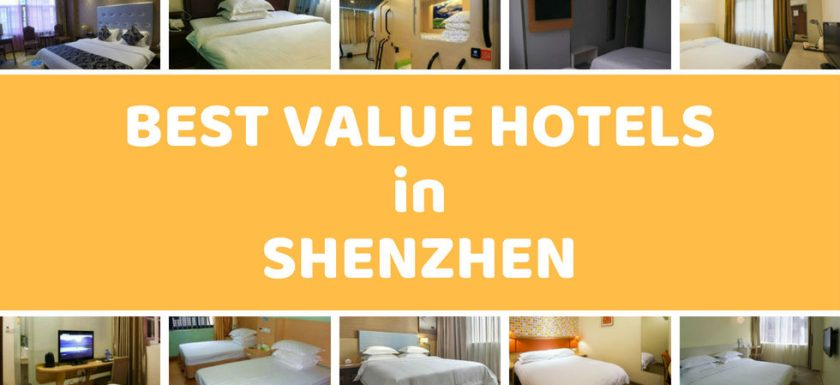 The Best Cheap Hotels In Shenzhen Near The Metro