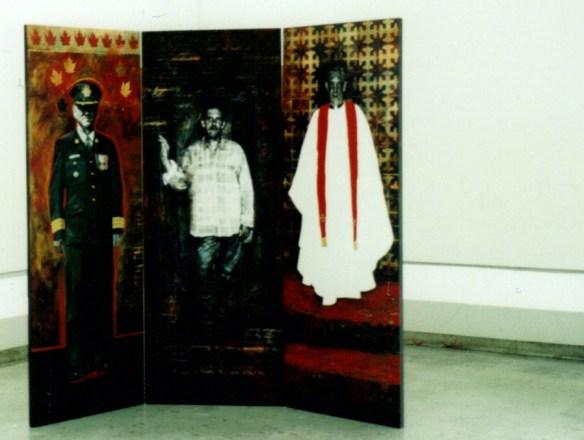 Three Men: Sabbatical at Alberta College of Art