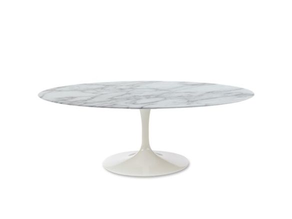 Oval Coffee Table (1956) Eero Saarinen
