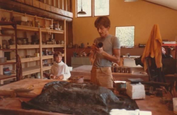 Slocan Valley Randy Bogner 1983