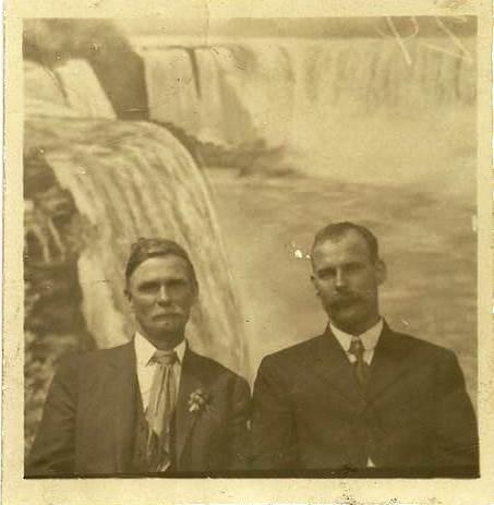 John Haddow and William Thomas Haddow