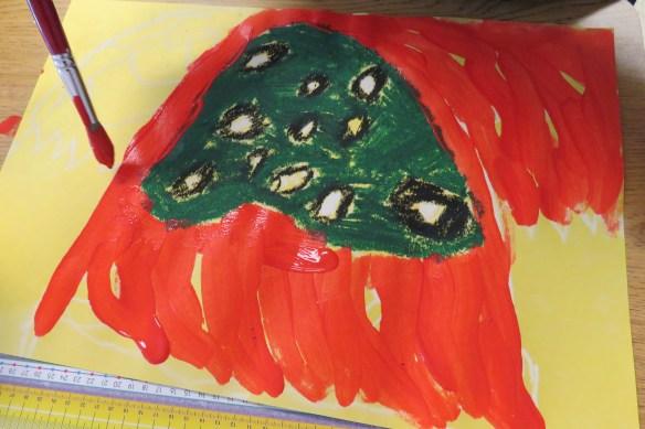 Kath's Canon, November 11, 2015 Grade 3 Poppies, Burnsland, Bush 034