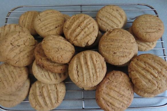 Peanut Butter Cookies 2 001