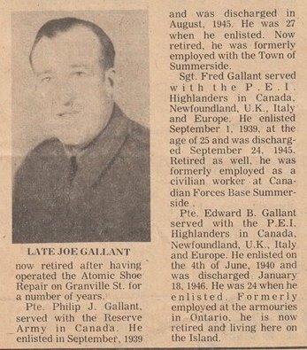 Philip Military service