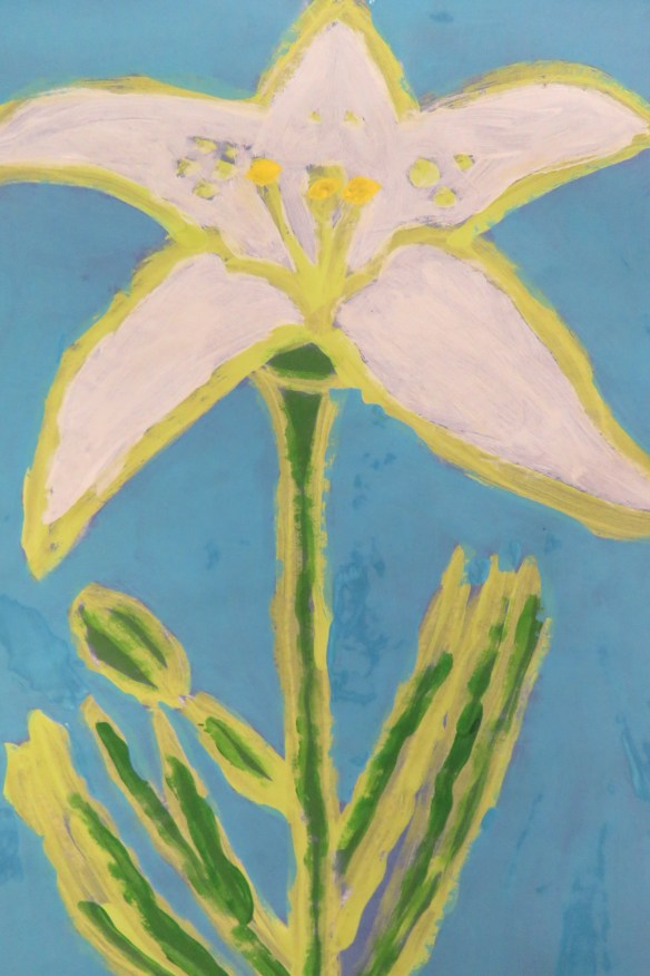 Kath's Canon March 10, 2016 Lilies Grade 3 Isabella 023