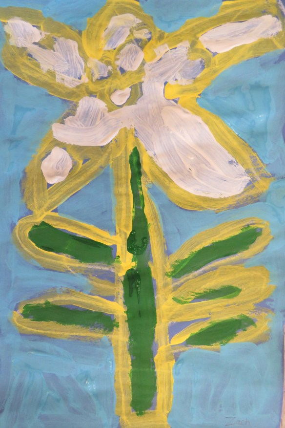 Kath's Canon March 10, 2016 Lilies Grade 3 Isabella 031