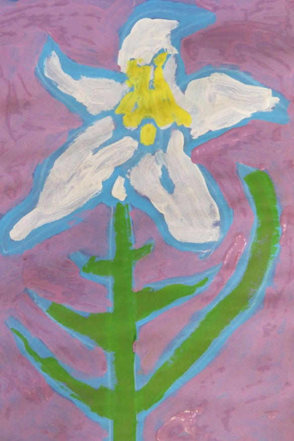 Kath's Canon March 10, 2016 Lilies Grade 3 Isabella 037