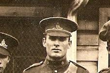 George Haddoe 1915 40th Field Battery