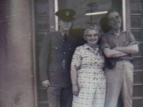 Florence, John and Bob Woollen Mill