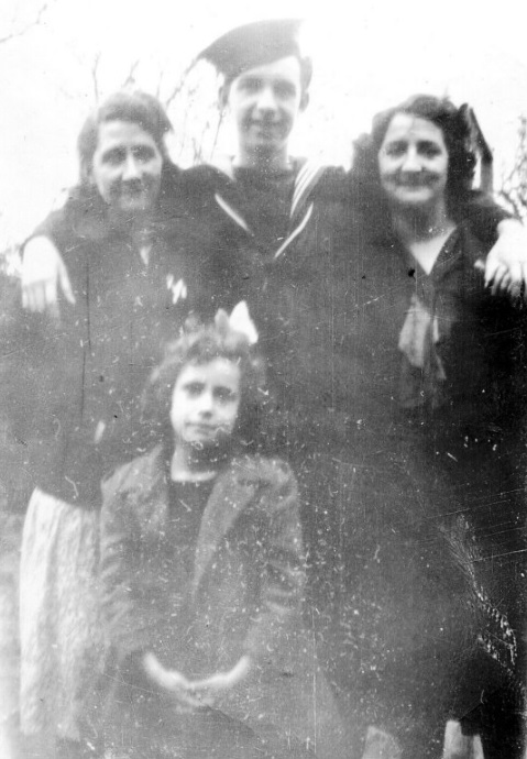 Gramma Moors, Caroline, Orval, Joan 1