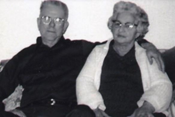 John Moors and Florence Elliott Moors