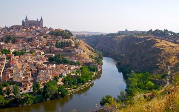 El Greco View Toledo Spain