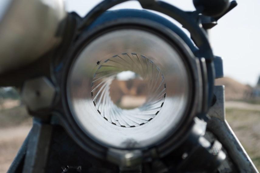 Carl Gustaf firing
