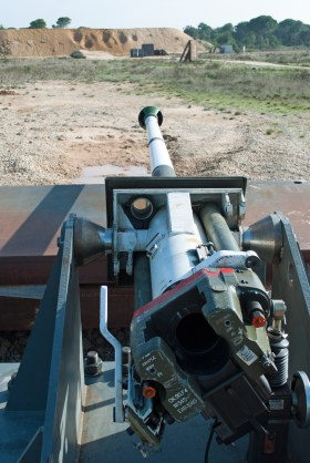 TS90 turret