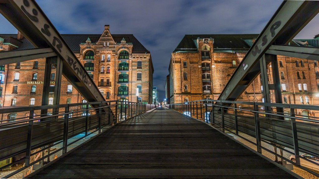 architecture, bridge, building