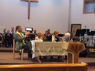 Shepherd of the Valley Presbyterian Church in Albuquerque, NM renews its partnership with San Nicolas de Bari Church in Cuba