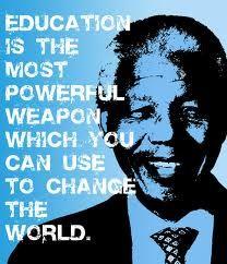 Mandela - Education